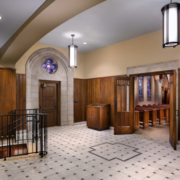 Central Presbyterian Church Renovation