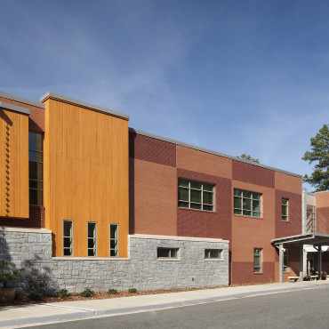 The Cliff Valley School Expansion