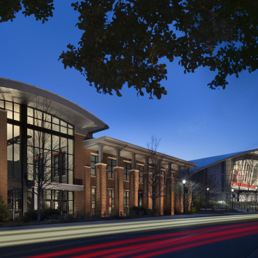 Stegeman Coliseum Annex and Practice Facility