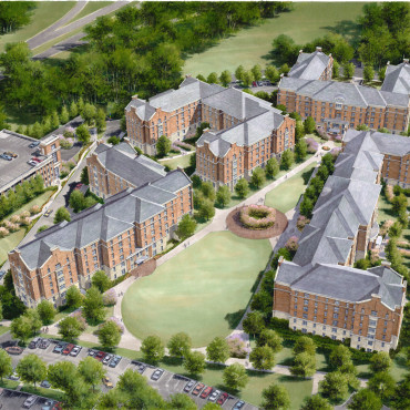 East Campus Village Master Plan