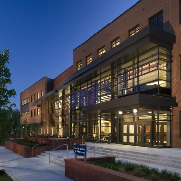 Nursing and Allied Health Sciences Building
