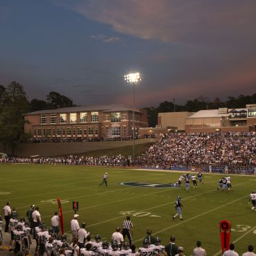 Lovett Murray Athletic Center, Railey Field & Hite Sports Medicine Center