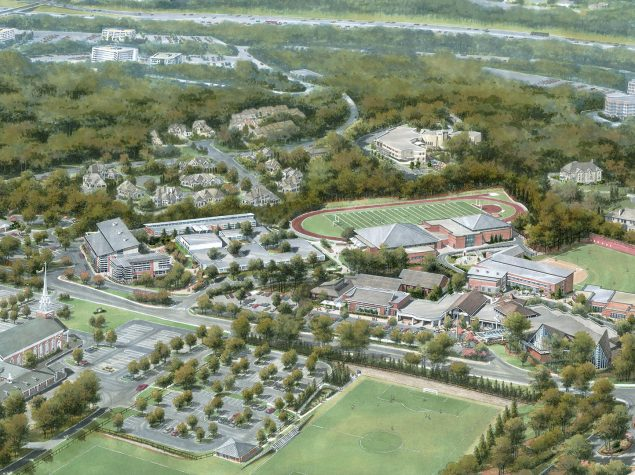 Holy Innocents' Episcopal School Master Plan