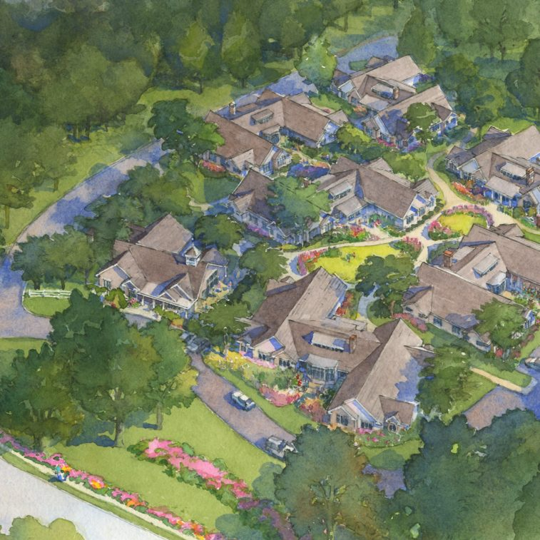 Move-in Day for Camellia Place Residents