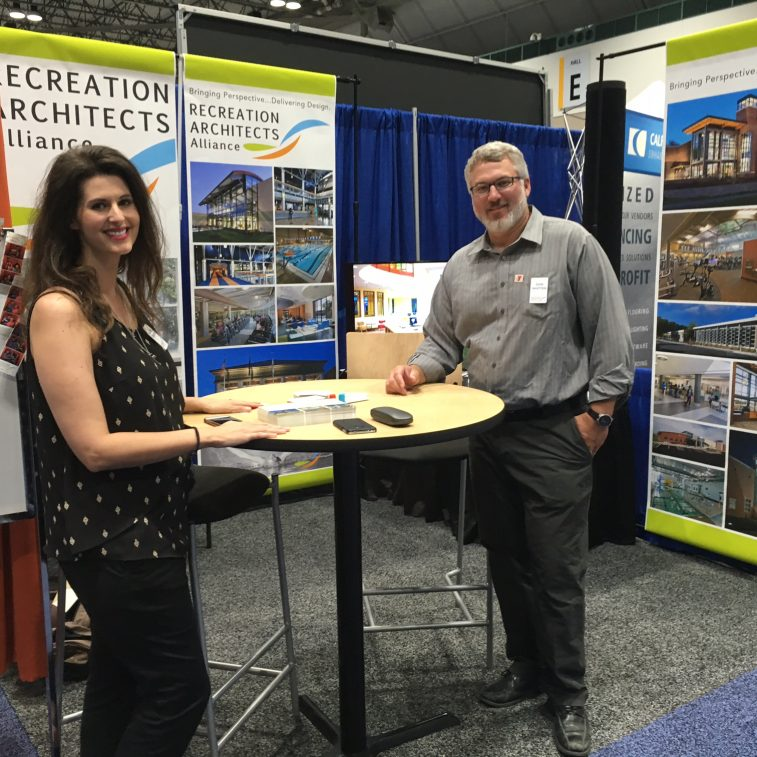 Recreation Architects Alliance does Kansas City