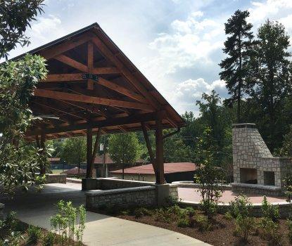 New Pavilion, Lasting Legacy