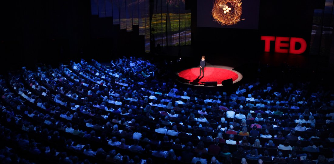 What Are You Trying to Say? [ THREE ] Ted Talks That Get to the Point