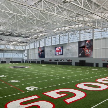 William Porter Payne and Porter Otis Payne Indoor Athletic Facility