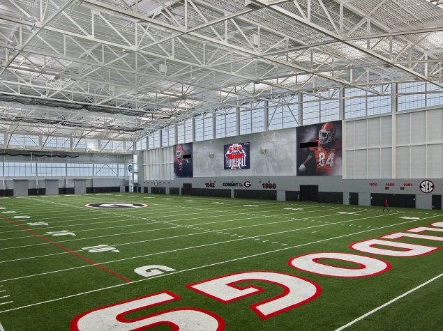 William Porter Payne and Porter Otis Payne Indoor Athletic Facility